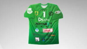 Koszulka sportowa z logo interelcom